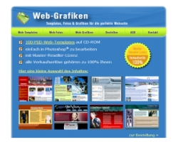 Webgrafiken Shop