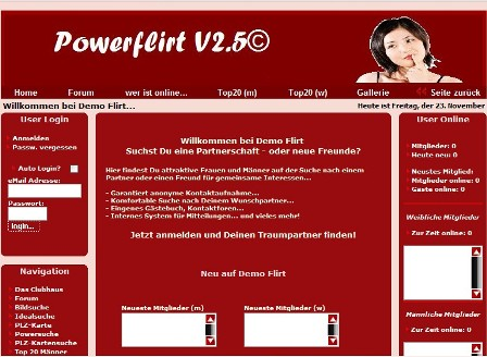 Powerflirt 2.5