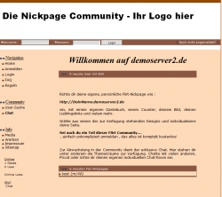 Nickpage Community
